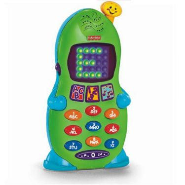 Mattel Fisher Price Laugh & Learn Learning Phone
