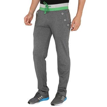 Chromozome Regular Fit Trackpants For Men_10479 - Grey