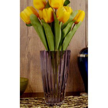 Fluted Vase-1203-07043H
