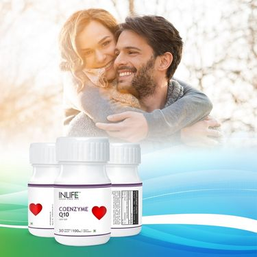 INLIFE Coenzyme Q10 Chewable Tablet - 30 Tablets