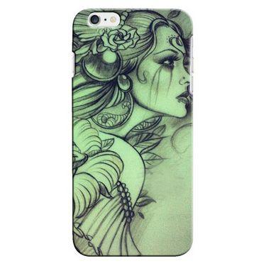 Snooky Digital Print Hard Back Case Cover For Apple Iphone 6 Td13476