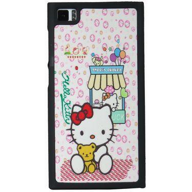 Snooky Designer Soft Back Cover For Xiaomi Mi3 Td13556