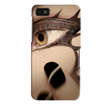 Snooky Digital Print Hard Back Case Cover For Blackberry Z10 Td13605