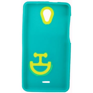 Snooky Smiley Back Case Cover For Micromax Unite 2 A106  Td13626