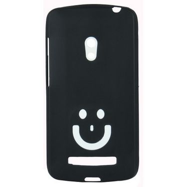 Snooky Smiley Back Case Cover For Asus Zenfone 5 A501cg Td13696