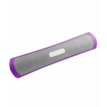 Adcom BTBE-13U Mini Bluetooth Speaker - Purple
