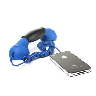 Callmate KK T-01S Pop Phone Retro Handset - Dark Blue
