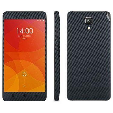 Snooky Mobile Skin Sticker For Xiaomi Mi4 - Black