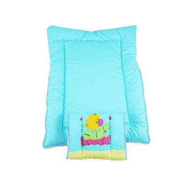Ole Baby 3 in 1 Icecream Sandwich Reversible Carry Nest Cum Sleeping Bag with Hood_OB-CRNT-B123