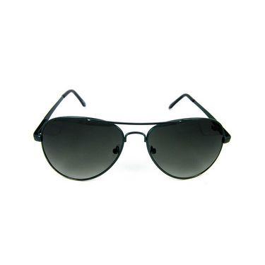 Flying Machine  Aviator Sunglasses For Men_fms115col007 - Green