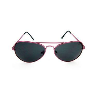 Flying Machine  Aviator Sunglasses For Men_fmsse1105col261 - Black