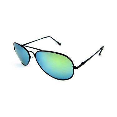 Flying Machine  Aviator Sunglasses For Men_fmsse1108col204 - Green
