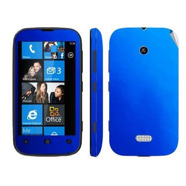 Snooky Mobile Skin Sticker For Nokia Lumia 510 20969 - Blue