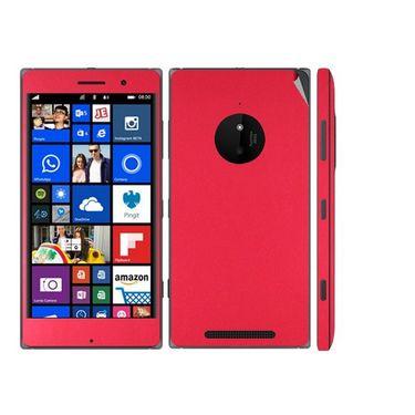 Snooky Mobile Skin Sticker For Nokia Lumia 830 20728 - Red
