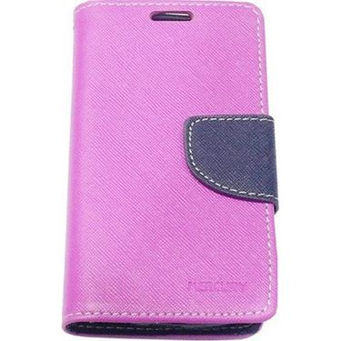 BMS lifestyle Mercury flip cover for Sony Xperia M Single C1905 - Purple
