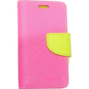 BMS lifestyle Mercury Xperia Z 2 Flip Cover - Pink