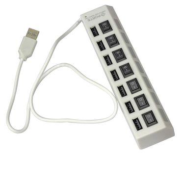 Speedwav 7 in 1 Hi-Speed Car/Laptop/Desktop Multipurpose USB Hub