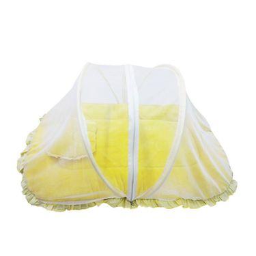 Wonderkids Baby Bedding Mosquito Net_MW-124-Yellow