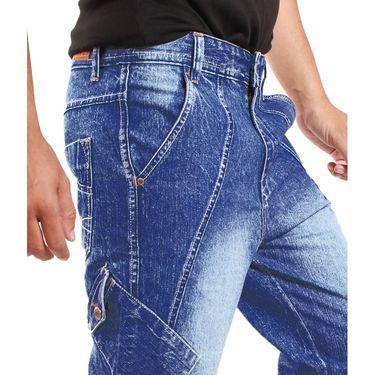 Uber Urban Cotton Shorts_15016dv - Dark Blue