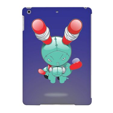Snooky Digital Print Hard Back Case Cover For Apple iPad Air 23699 - Purple
