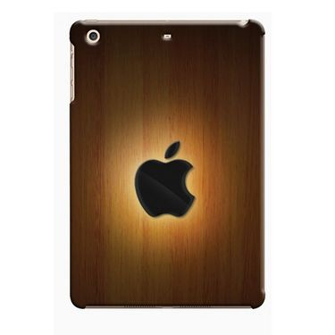 Snooky Digital Print Hard Back Case Cover For Apple iPad Mini 23777 - Brown
