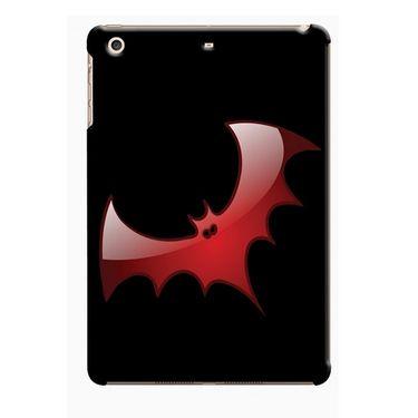 Snooky Digital Print Hard Back Case Cover For Apple iPad Mini 23733 - Black