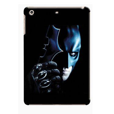 Snooky Digital Print Hard Back Case Cover For Apple iPad Mini 23814 - Black