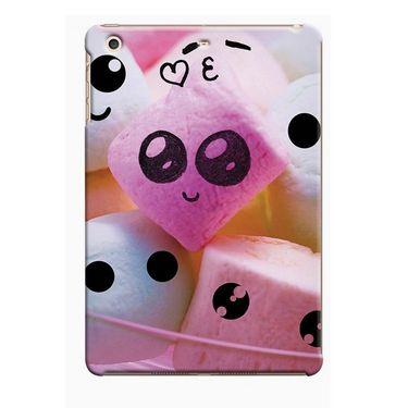 Snooky Digital Print Hard Back Case Cover For Apple iPad Mini 23816 - Pink