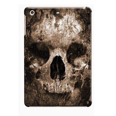 Snooky Digital Print Hard Back Case Cover For Apple iPad Mini 23787 - Brown
