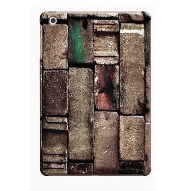 Snooky Digital Print Hard Back Case Cover For Apple iPad Mini 23804 - Brown