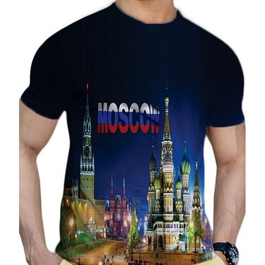 Graphic Printed Tshirt by Effit_Trsb0383