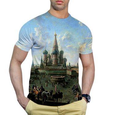 Graphic Printed Tshirt by Effit_Trsb0388