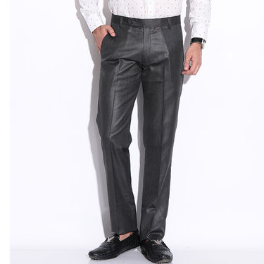 Fizzaro Formal Trouser_Pltrs111 - Grey