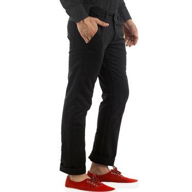 Naughty Walts Stylish Cotton Denim_Npjnwc33 - Black
