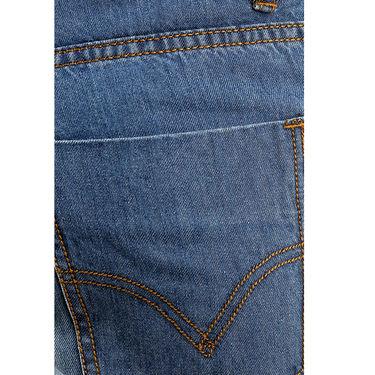 Naughty Walts Stylish Cotton Denim_Npjnwc23 - Blue