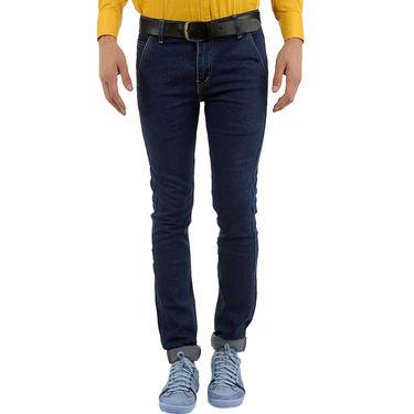 Branded Cotton Jeans_Npjwtx14 - Blue