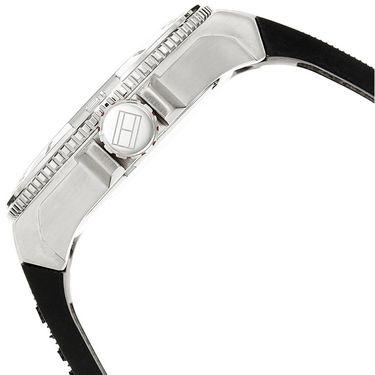 Tommy Hilfiger Round Dial Analog Watch_th1791034j - Black