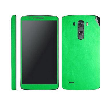 Snooky 38781 Mobile Skin Sticker For Lg G3 - Green