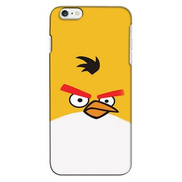 Snooky 35282 Digital Print Hard Back Case Cover For Apple iPhone 6 Plus - Yellow