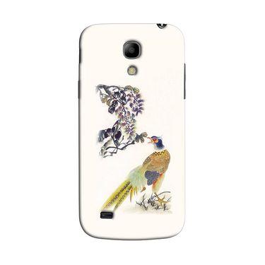 Snooky 35735 Digital Print Hard Back Case Cover For Samsung Galaxy S4 Mini I9192 - Cream