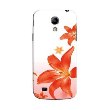 Snooky 35783 Digital Print Hard Back Case Cover For Samsung Galaxy S4 Mini I9192 - White