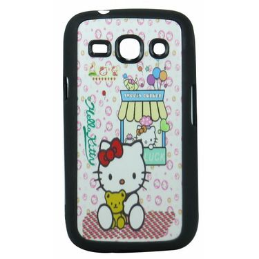 Snooky 35785 Designer Soft Back Case Cover For Samsung Galaxy Star Advance G350E - Pink