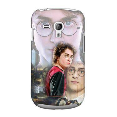 Snooky 36819 Digital Print Hard Back Case Cover For Samsung Galaxy S3 Mini - Multicolour