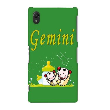 Snooky 37137 Digital Print Hard Back Case Cover For Sony Xperia Z2 - Green