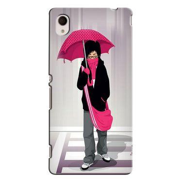Snooky 37824 Digital Print Hard Back Case Cover For Sony Xperia M4 AQUA DUAL - Multicolour