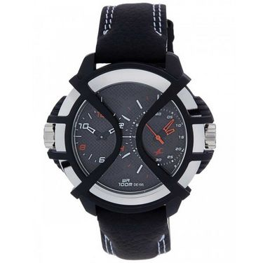 Fastrack Analog Watch_ 38016pl01 - Black