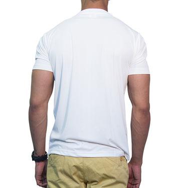 Graphic Printed T Shirt_Trw0638 - White