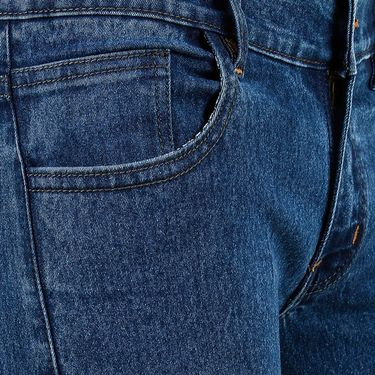 Cotton Jeans For Men_D2010 - Dark Blue