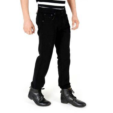 Levis Slim Fit Cotton Jeans_Lbd - Black