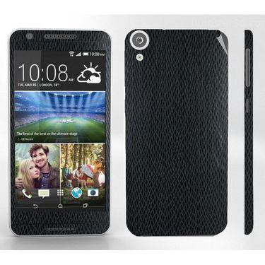 Snooky 19222 Mobile Skin Sticker For HTC Desire 820 - Black